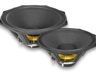 MAG Audio Introduces 15 and 18-Inch High-Power Neodymium Woofers for Compact Applications