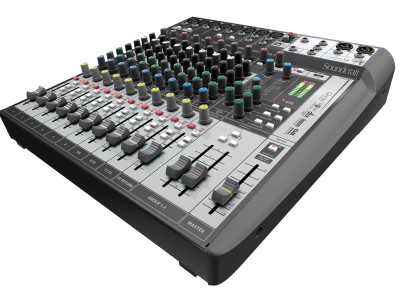 Soundcraft Signature Multi-Track Series Analogue Mixers Now Available