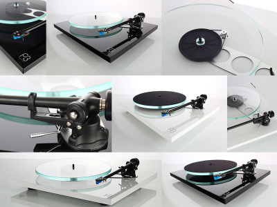 A Completely New Rega Planar 3 Turntable