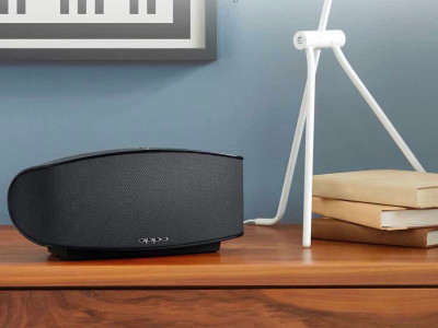 Sonica High Resolution Wi-Fi Speaker from OPPO Digital Now Shipping