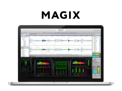 MAGIX Acquires Sony Creative Software Products and Gets Hold of Sound Forge and ACID