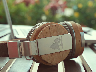 Timber Audio Releases Premium Wireless Headphones Using Solid Wood