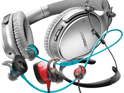 Bose Introduces Wireless New QC Noise Cancelling Headphones And Wireless Sport Headphones