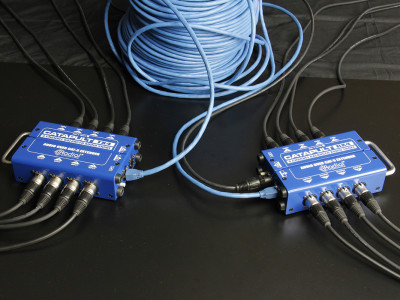 Radial Catapult new 4-Channel Audio Snake Now Shipping