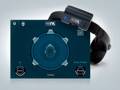 Waves Audio Launches Nx Head Tracker via Kickstarter Campaign