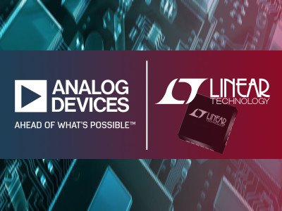 Analog Devices Completes Acquisition of Linear Technology