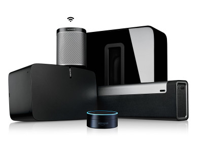 Sonos Announces Expanded Partnerships for Connected Home Listening