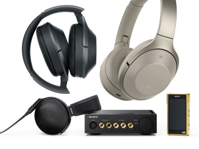 Sony Announces MDR-1000X Wireless Noise-Cancelling Headphones and Ultimate 'Signature Series' Audio Range at IFA 2016