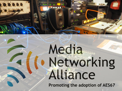 Media Networking Alliance AES67 Live Demonstrations at IBC 2016