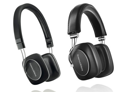 Bowers & Wilkins Introduces New P7 Wireless and P3 Series 2 Headphones
