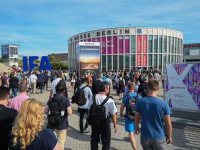 Mobile Audio, Streaming and Smart-Home Takes Centre Place at IFA 2016