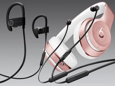 New Premium Wireless, Bluetooth Earphones from Beats