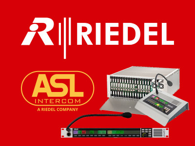 Riedel Communications Reinforces Market Reach with ASL and DELEC Acquisitions