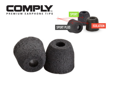 Comply Foam Launches Comply Universal Foam Tips