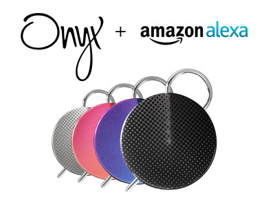 A Different Kind of Speaker: Onyx from Orion Labs is Like an IP Walkie-Talkie Featuring Amazon Alexa