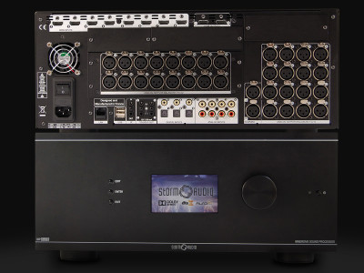 Auro-3D New StormAudio Division Reenergizes Immersive Audio at CEDIA 2016