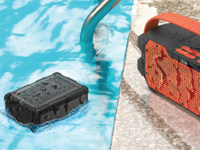 Sales of Waterproof Bluetooth Streaming Speakers Grow to 30 Percent of Category Sales