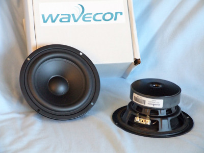 Test Bench: Wavecor SW146WA01-02 5.75-inch Subwoofers
