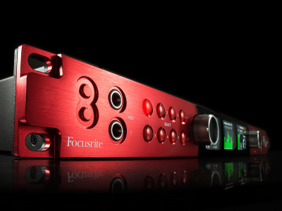 Focusrite Announces Red 8Pre Interface at 141st AES Convention
