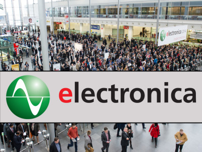 The Future in Product Development at electronica 2016