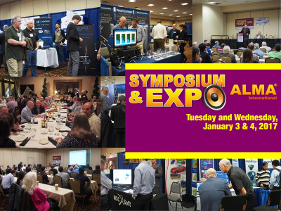 The Future of the Loudspeaker Industry at ALMA International Symposium & Expo 2017