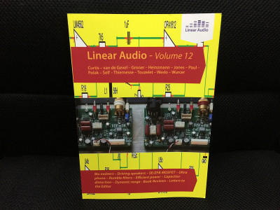 Better Discernment with Linear Audio Volume 12, Now Available
