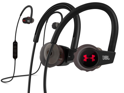 Under Armour and JBL Target Motivation with New Sport Headphones