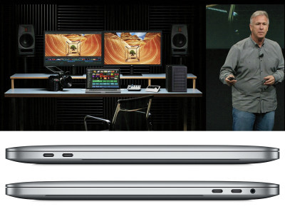 Apple Unleashes Round of Thunderbolt 3 Announcements