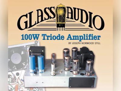 100W Triode Amplifier