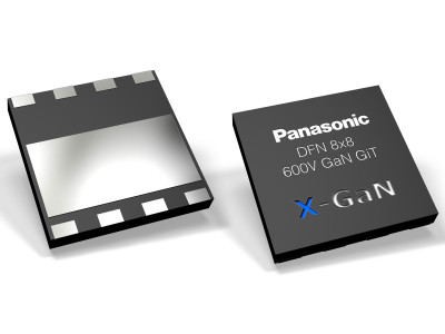 Panasonic Introduces High-speed Gate Driver Dedicated to GaN Power Transistor X-GaN