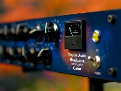 Tegeler Audio Manufaktur Now Shipping the Crème Bus Compressor and Mastering Equalizer in the US