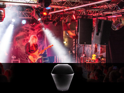 Fohhn Shipping High Performance PT-70 Concert Sound System with Convertible Cardioid Dispersion
