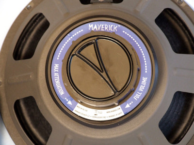 Test Bench: Eminence Maverick Guitar Speaker