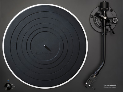 Audio-Technica Introduces AT-LP5 Direct Drive Turntable with Built-in Preamp and USB Output