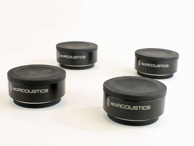 IsoAcoustics Debuts ISO-PUCK Discreet Acoustic Isolators at NAMM 2017