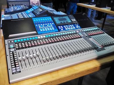 PreSonus Unveils Third-Generation StudioLive Series III Consoles