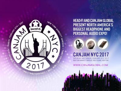 CanJam NYC 2017 Headphone Audio Expo