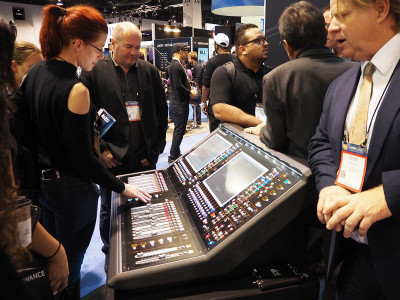 DiGiCo Reveals SD12 Compact Multi-Application Digital Mixing Console