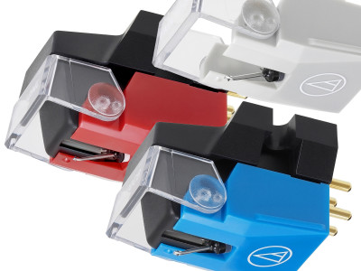 New VM-Type Moving Magnet Phono Cartridges from Audio-Technica