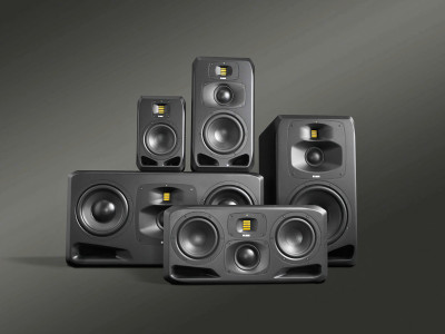ADAM Audio Returns with New S Series Range of Studio Monitors