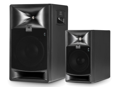 New JBL Professional 7 Series Powered Master Reference Monitors