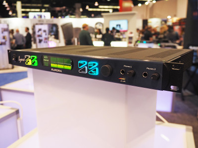 Lynx Announces Aurora(n) Line of Dante, Thunderbolt, Pro Tools and USB Converter Interfaces