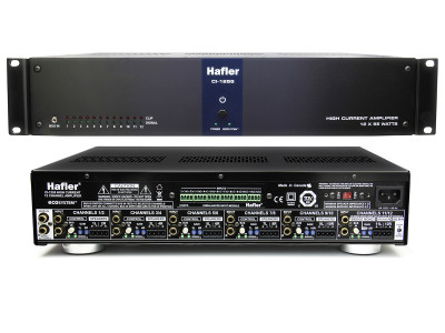 Hafler Announces the CI Series of Multi-Channel Amplifiers