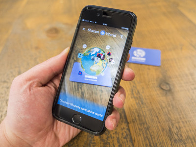 Shazam Launches Augmented Reality Solution for Brands Worldwide
