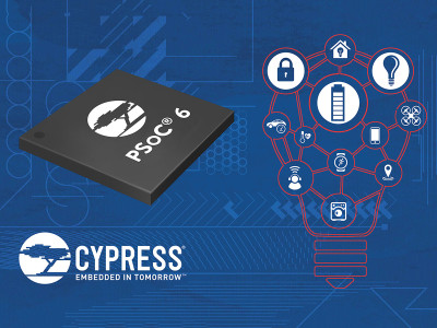 Cypress Unveils Low Power MCU Architecture for Secure Devices