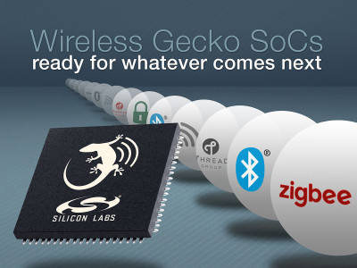 New Wireless Gecko Bluetooth 5-Compliant SoCs Help Developers Tackle Multiprotocol Design Challenges