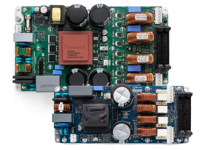 Powersoft to Launch LiteMod 4HC and MiniMod 4 Amplifier Modules at Prolight+Sound 2017