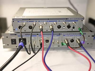 Fresh From The Bench: Audio Precision APx1701 Transducer Interface