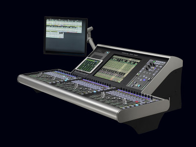 Solid State Logic Launches New L200 Live Console and Expanded Dante Networking at Prolight+Sound 2017