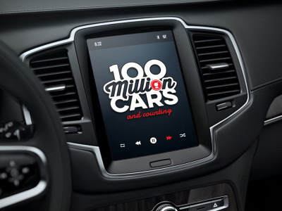 Gracenote-Powered Infotainment Systems Reach 100 Million Automobiles Globally